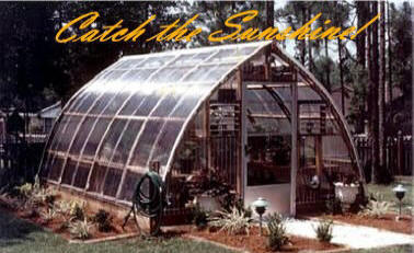 Hobby greenhouses-greenhouse kits and greenhouse supplies make your backyard more beautiful  and easily to do-it-yourslef, A beautiful greenhouse kits by Gothic Arch Greenhouse inc
