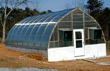 Madonia - Gothic Arch Greenhouse