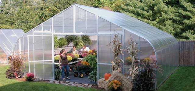 Solar Star Greenhouse