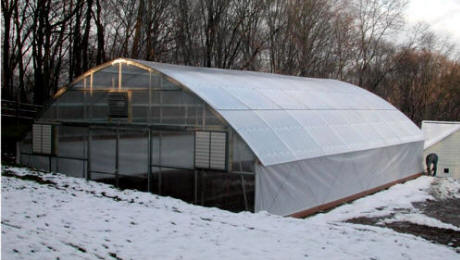 Gothic Polycarbonate PRO-GRO Greenhouses