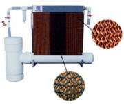 PVC Evaporative Cooling Systems