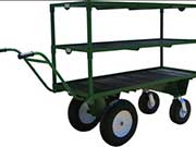 Greenhouse Help Cart