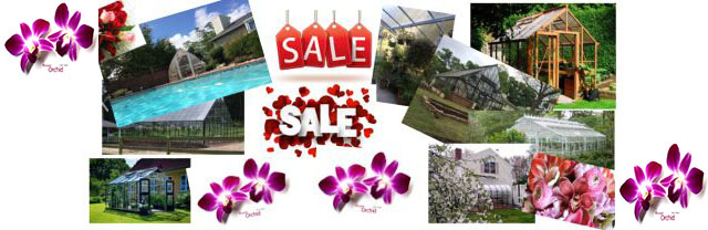 Greenhouses & Greenhouse Supplies On Sale
