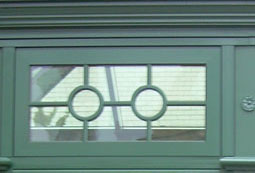 Conservatory Transom Grids