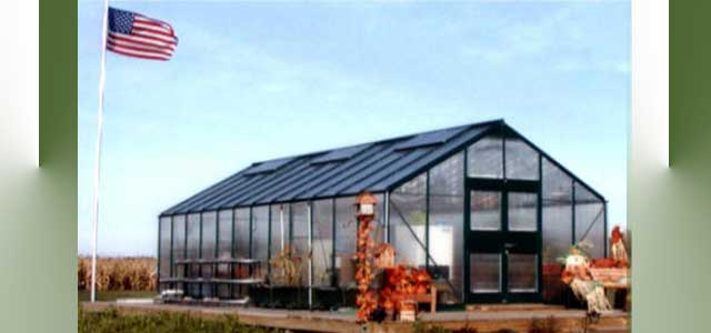 Gro-Pro Greenhouses for your backyard, schools.