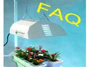 FAQ for Grow Lighting