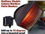 "Greenhouse Heating - The HotZone"" Electric Heater"