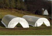 Cold Frames & High Tunnels - Premium Round Style High Tunnel