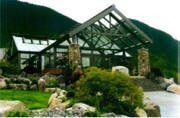 Luxury Greenhouses - Gothic Arch Greenhouses