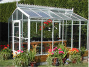 Traditional Greenhouse s - Gothic Arch Greenhouses
