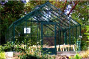 Cottage  Greenhouses - Gothic Arch Greenhouses