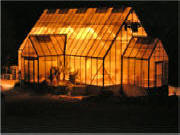 custom greenhouse - Gothic Arch Greenhouses