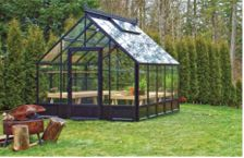 8'W x 10' L The Parkside Greenhouse