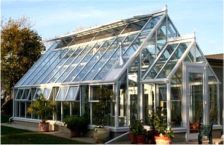 Luxury Custom Greenhouses