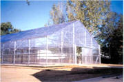 Gable Greenhouse for school/ institutional