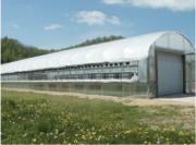 Expansion Mansion Greenhouse Complete Package for schools and institutions