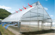 Natural Ventilation Greenhouse