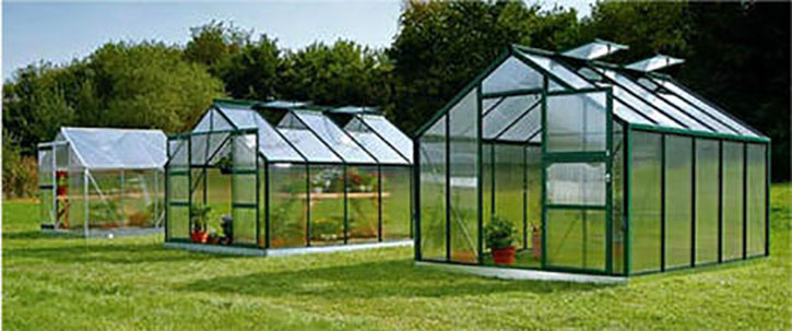 Juliana Greenhouses - Greenhouse Kits
