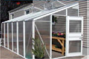 lean-to greenhouses are the best quality and lower price