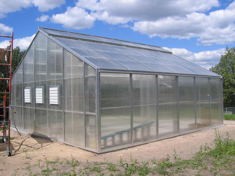 Gothic Arch Greenhouses Review G Liden