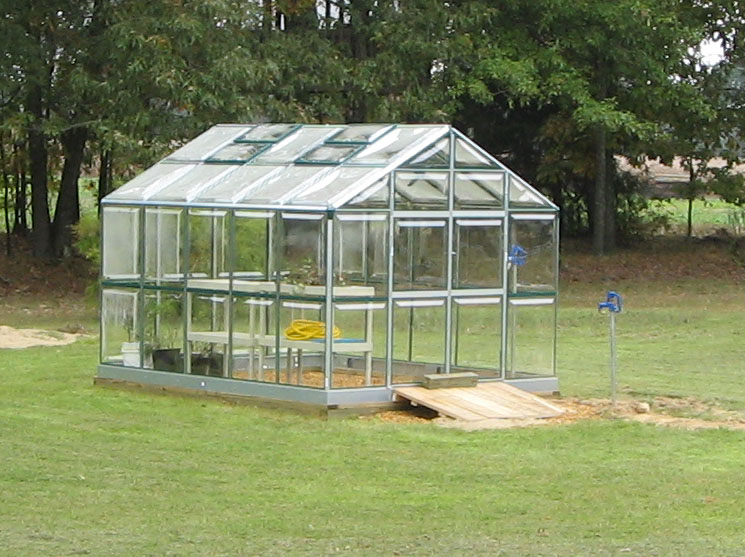 Gothic Arch Greenhouses Review L Mccolley