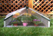Hobby Cold Frame-Double