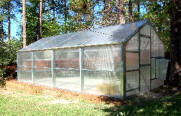 garderner greenhouse package inculde many accessories