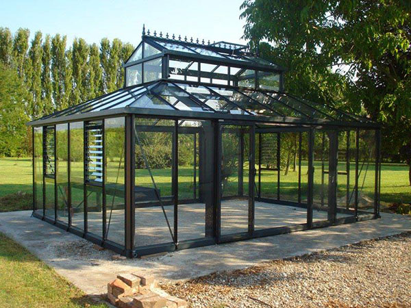 Outstanding Old World Victorian Greenhouses Gothic Arch Greenhouses Download Free Architecture Designs Ponolprimenicaraguapropertycom