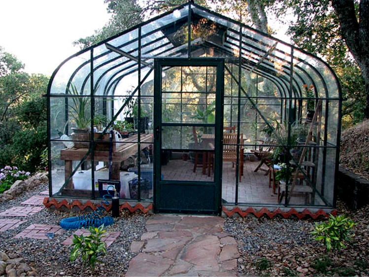 Pacific glass greenhouses for backyard gothic arch for Gothic greenhouse plans