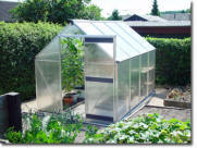 hobby greenhouse kits-Juliana Greenhouse basic