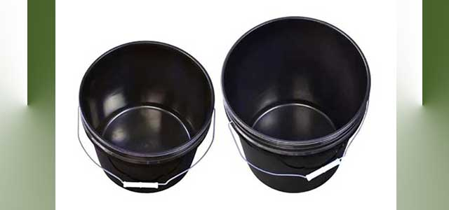 Plastic Buckets - 3.5 & 5 Gallon