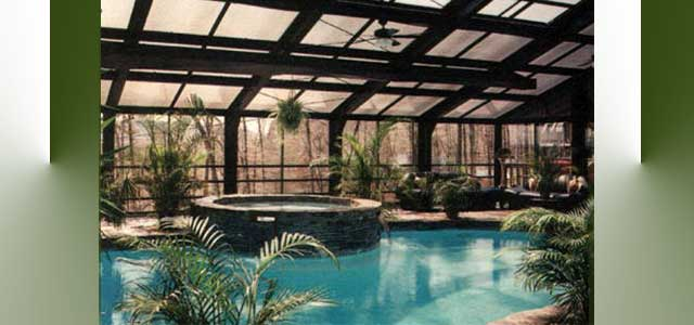 Pool Enclosures Custome Residential Greenhouses