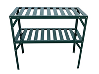 Powder Coated Steel 2-Tier Potting Bench