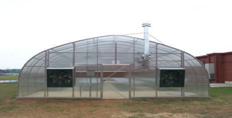 Quonset Greenhouse Gothic Arch Greenhouses