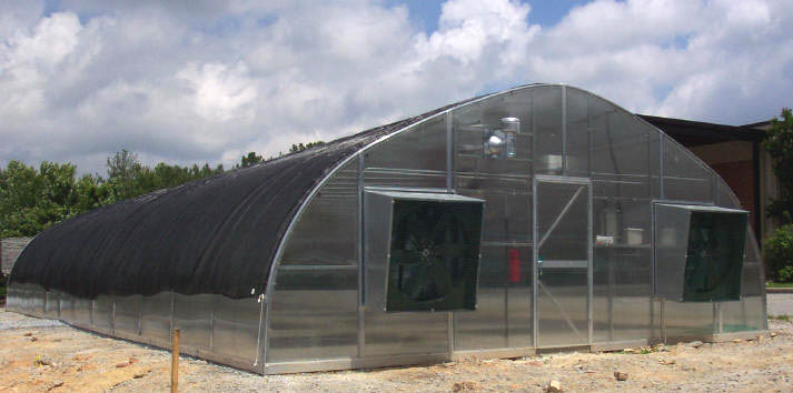 quonset greenh ouses
