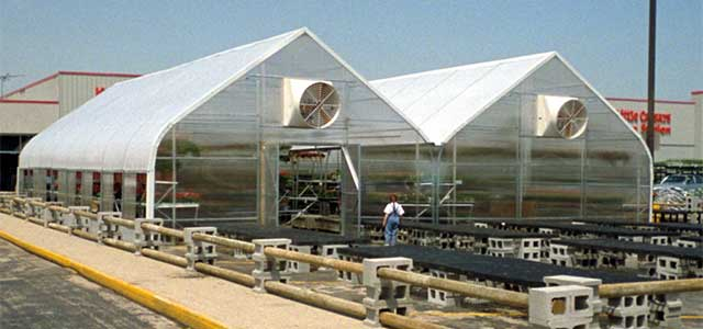 Retail Mart Greenhouses