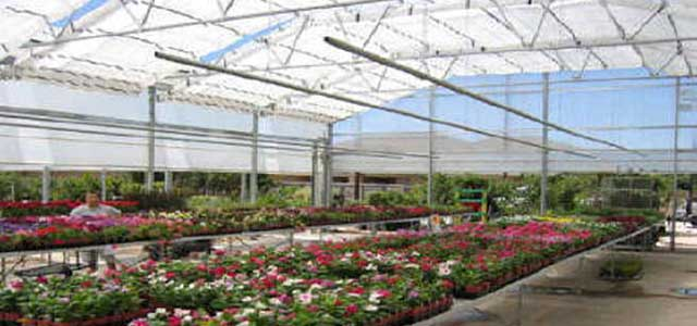 Greenhouse Curtain Systems