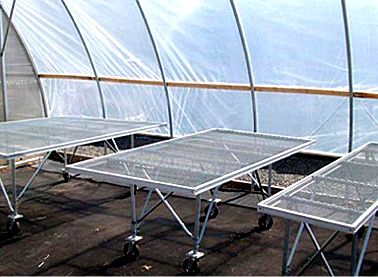 Greenhouse Bench kits - Greenhouse Benches Frame