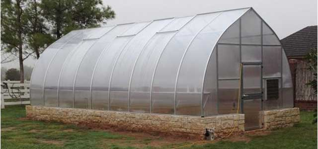 The Riga Xl Greenhouse Kits Gothic Arch Greenhouses