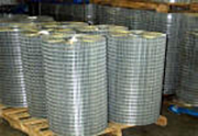 1.5in x 1.5in Galvanized Wire Mesh Rolls