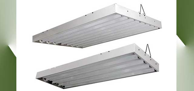 SolarF T5 HO Fluorescent Light Fixture  Gothic Arch Greenhouses