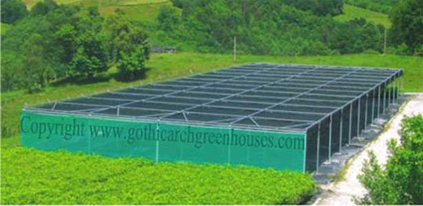Shade Greenhouses,Screen Greenhouse kits