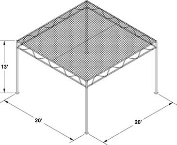 Standard W-Truss Specifications