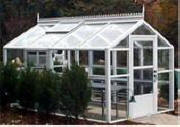 SGS-Greenhouse kits,the best quality greenhouse on the greenhouses market,A beautiful greenhouse  design in the glass greenhouse world