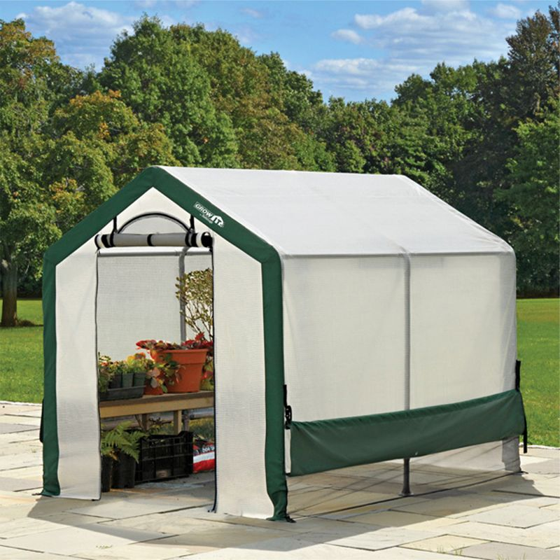 Portable Greenhouse Kits : Grow it portable greenhouses gothic arch