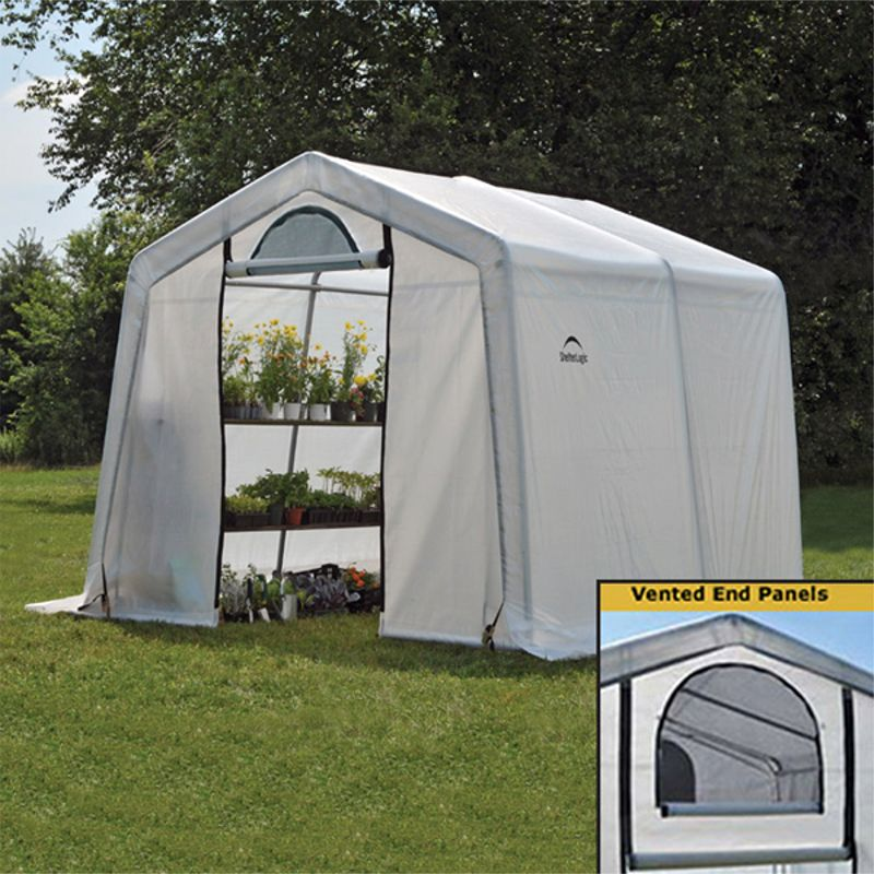 Grow It Portable Greenhouses Gothic Arch Greenhouses