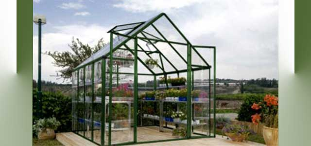 Snap & Grow Greenhouses