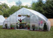 Gothic Solar Star Greenhouse Kit