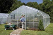 Solar Star Small Gothic Greenhouses