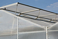 SolaWrap Greenhouse Covering for Production Greenhouses